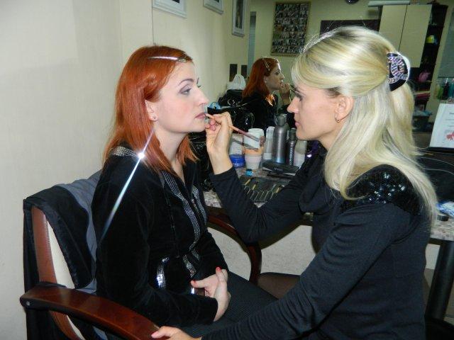 Курс основы макияжа